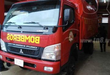 Bluefields refuerza a bomberos con dos nuevas unidades
