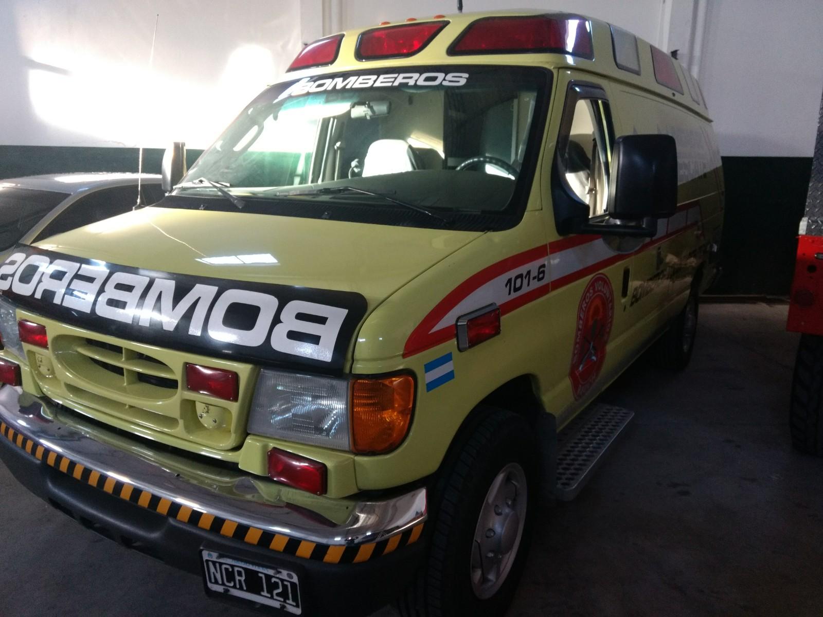 Venta Ambulancia Ford F350