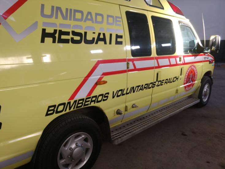 Venta Ambulancia Ford F350