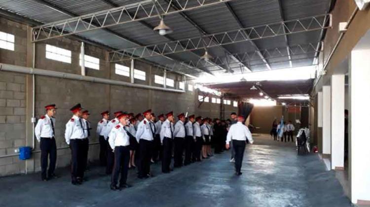 Bomberos de Villa de Merlo inauguró ampliación del cuartel