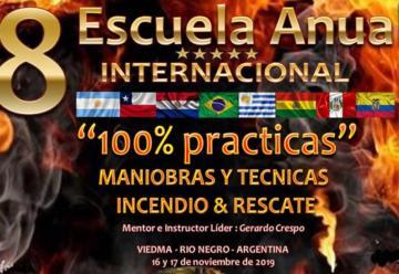 """Escuela """"100% PRACTICA"""" Incendio & Rescate"""