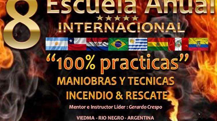 Escuela «100% PRACTICA» Incendio & Rescate