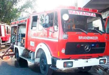 El municipio de La Matanza deja a sus Bomberos a su suerte