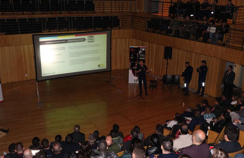 2ª Jornada sobre Protección contra Incendios, Investigaciones Periciales y Procedimientos Especiales