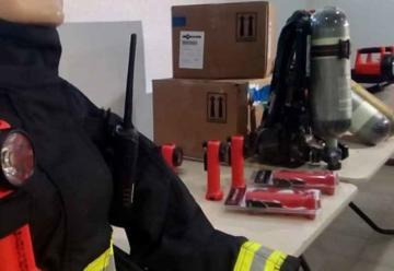 Bomberos Voluntarios de Esperanza sumó nuevos equipamientos