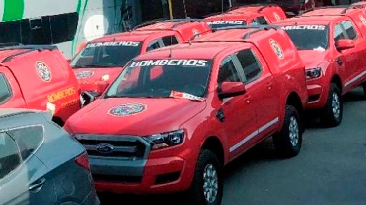 Bomberos alertan abandono de unidades de emergencia