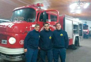 Bomberos Voluntarios de Mechita tiene autobomba