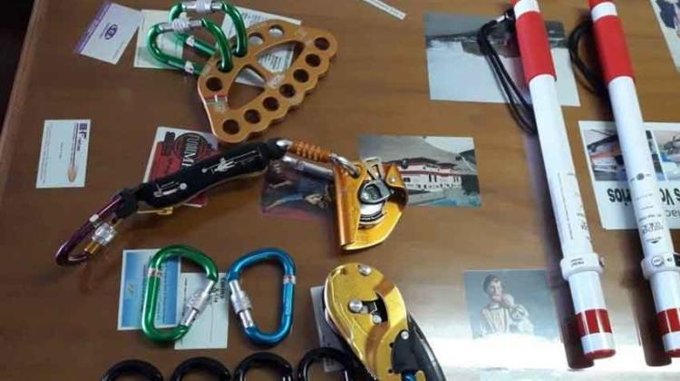 Bomberos adquirieron nuevas herramientas de trabajo