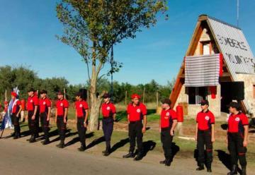Intervinieron los Bomberos Voluntarios de La Punta