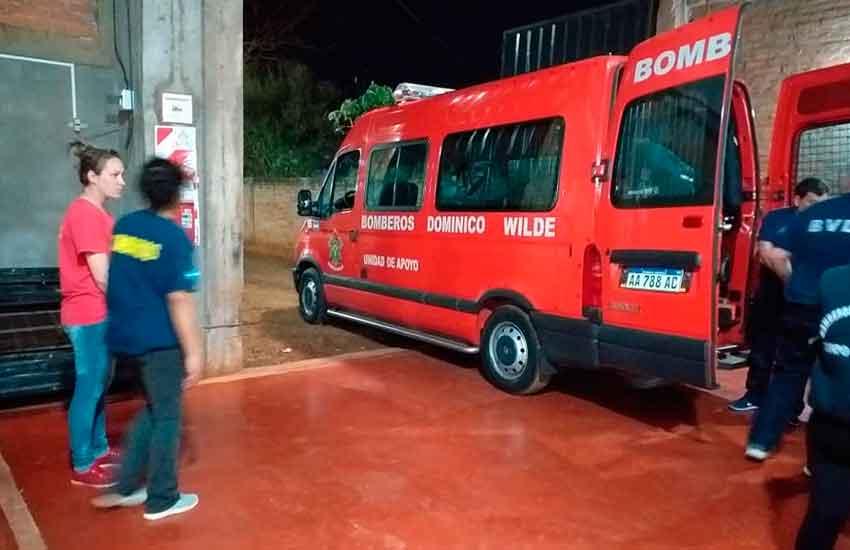 15 años de los Bomberos Voluntarios de Campo Grande