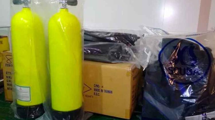 Bomberos de Concordia recibieron equipamiento