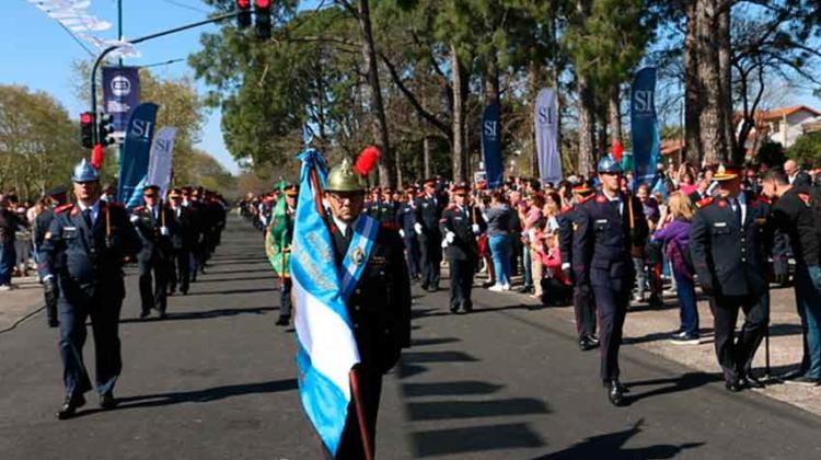 80 años del Cuerpo de Bomberos Voluntarios de San Isidro