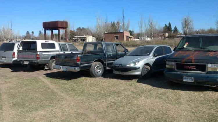Donaron vehículos a los Bomberos de Salto de las Rosas