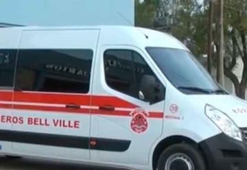 Bomberos de Bell Ville sumaron una nueva unidad de traslado