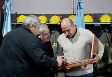 Ayuda para los Bomberos de Quilmes, Bernal, La Florida y Solano