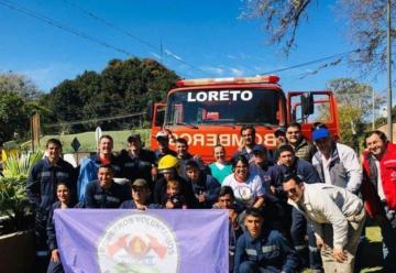 Bomberos de Loreto adquirieron su primera autobomba