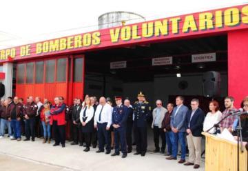 Ampliación de las instalaciones de Bomberos de San Salvador