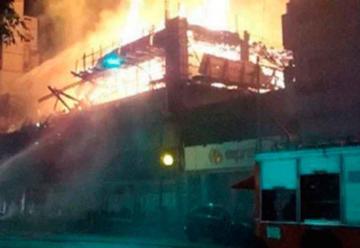 EN CONSTRUCCIÓN: ¿En llamas?