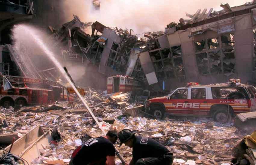 ¿Por qué siguen muriendo los bomberos que intervinieron en el 11S?