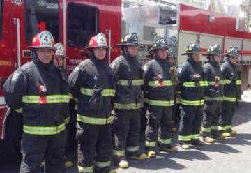 Liderazgo del oficial de bomberos