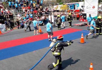 Finalizó el VIII Desafío de habilidades bomberiles 2019