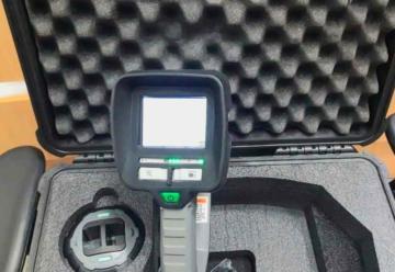 Bomberos recibirán modernas cámaras térmicas para emergencias