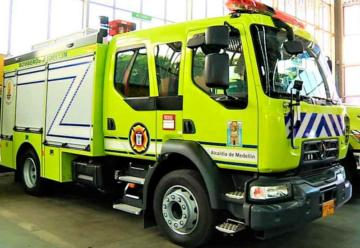 Máquina de bomberos fue diseñada según características topográficas