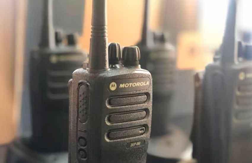 Bomberos de Toay con nuevo sistema de comunicaciones Digital