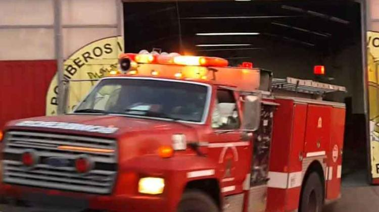 Bomberos Voluntarios quita colaboración a Defensa Civil