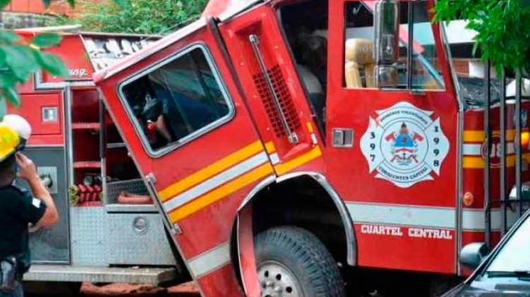 Ratifican la condena al bombero que causó un accidente fatal