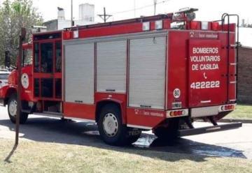 Denunciaron agresiones luego de combatir un incendio