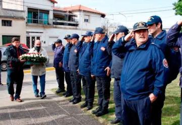 Bomberos Voluntarios de Olavarría celebraron su 70º aniversario