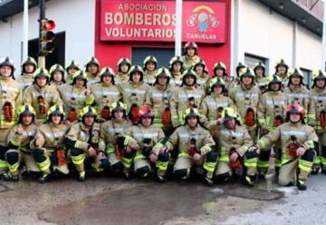 75º aniversario del cuartel de Bomberos de Cañuelas