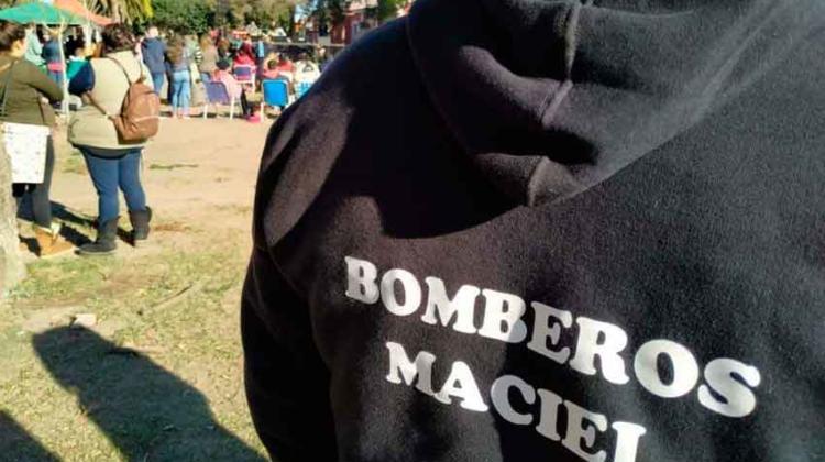 Bomberos de Maciel ya tienen sede oficial para sus reuniones