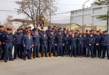 Bomberos Voluntarios cumple 48 años al servicio de la comunidad