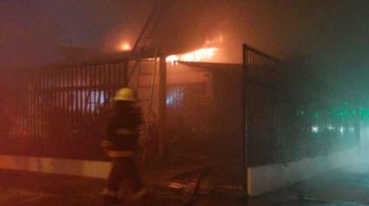 Cinco adultos mayores mueren tras incendio en hogar de ancianos
