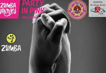 Bomberos: Por la lucha contra el cáncer de Mama