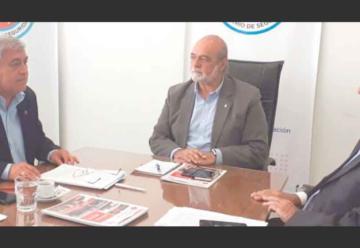El Gobierno Convocó a una Reunión al Presidente Carlos Alfonso