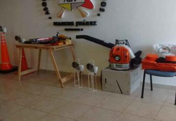 Bomberos Voluntarios de Marcos Juárez adquirió nuevos elementos