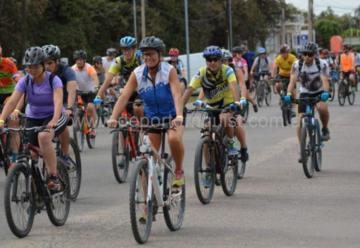 Exitoso cicloturismo a beneficio de Bomberos Voluntarios de Tornquist