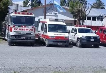 Renunciaron todos los Bomberos Voluntarios de Las Lajas