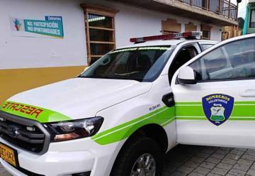 Bomberos Voluntarios de Entrerrios recibieron carro