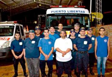 Bomberos Voluntarios celebraron su aniversario