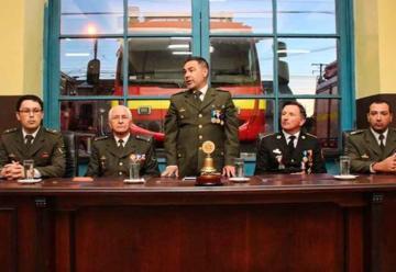 Séptima Compañía de Bomberos de Temuco celebró sus 49 años
