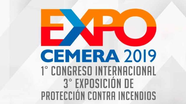 Mañana Comienza Expo CEMERA 2019