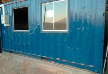 Cuartel en construcción de Bomberos sufrió un millonario robo