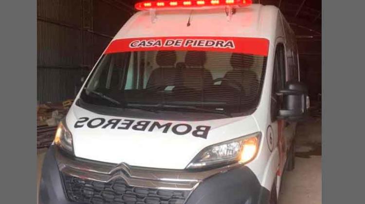 Está operativa la nueva unidad integral de rescate de Bomberos Casa de Piedra