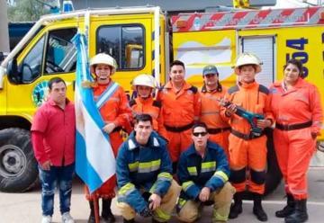 Bomberos son declarados Ciudadanos destacados de Quines