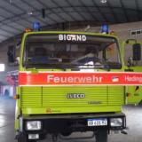Venta: Autobomba Iveco Magirus 4x4
