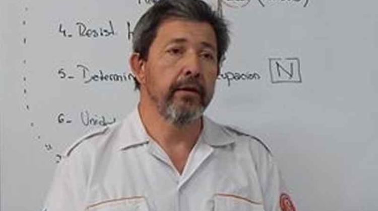 Nuevo Presidente de la Federación de Bomberos de Córdoba